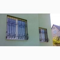 Решетки металлические оконные на дачу