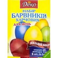 Краситель для Пасхальных яиц и Наклейки на яйца