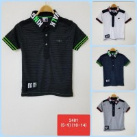 Polo для мальчиков рост 110 - 164 см, Турция