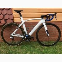 Trek Madone 9.9 RSL 54cm Enve 3.4 Pioneer Power Meter Dura Ace Di2 Project One