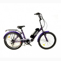 Электро велосипед SMART24-XF08/900 Люкс 350W/36V (литиевый аккумулятор 36V)