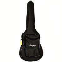 Чехол для классической гитары 4/4 с утелителем 5мм. HW-CG-39 Rafaga