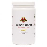 Живой корм для рептилий - Зофобас 1000 шт