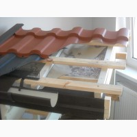 Еконвата, утеплення дахів