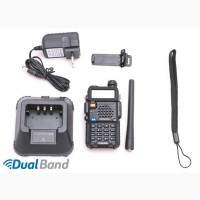 Продам переносную рацию на 2 диапазона - 430 и 145 мгц. Kenwood TK-F8 Dual Band