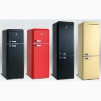 Холодильник в винтажном стиле из Европы