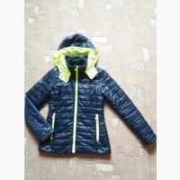 Куртка демисезонная для девочки-подростка, девушки. размер s, xs. рост 165-175. Идеал