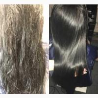 Ботокс волос Кератин волос Нанопластика волос