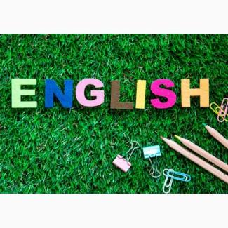 Репетитор английского языка для детей школьного возраста (5-13 лет)