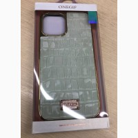 """Эксклюзивный Чехол для iPhone ONEGIF Leather case 12 / 12 Pro (6'1"""") 12 Pro Max (6'7"""")"""