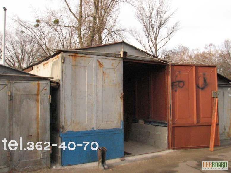 Ремонт железного гаража фото