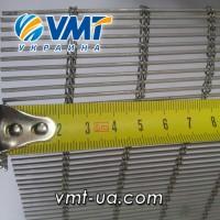 Сетка тканая конвейерная нержавеющая (тросиковая) ТУ 14-4-460-88