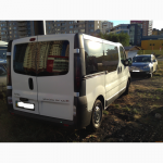 Аренда грузо-пассажирского автомобиля Opel Vivaro