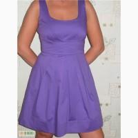 Модное сатиновое платье As U Wish