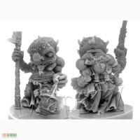 Изготовление солдат, фигурок, моделей, миниатюр