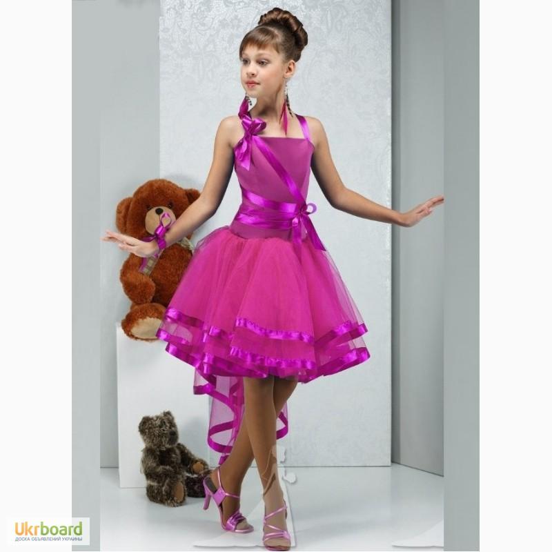 фото дет платьев