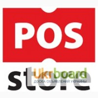 POS-материалы: пластиковые рамки, стойки, держатели ценников.