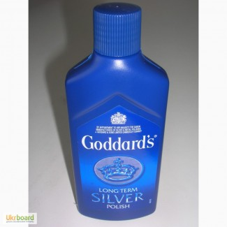 Английское средство для чистки и полировки серебра