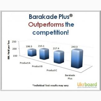 Полимеризованный Бентонит Barakade Plus США