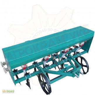 Продам сеялку зерновую 2BJ-5 на мотоблок