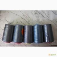 Нитки швейные 40/2 для штопки джинсов (сизые тона)
