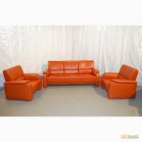 Продам кожаную мебель с Германии