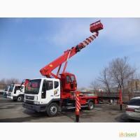 Аренда автовышки в Одессе от22 до42 метров