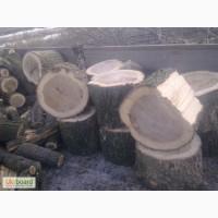 Продам дрова дубовые (колотые и кругляк)