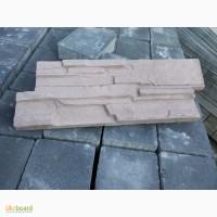 Фасадная бетонная плитка, облицовочная, цокольная