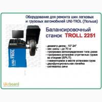 Шиномонтажный станок Unitrol Польша, шиномонтаж, продам шиномонтаж