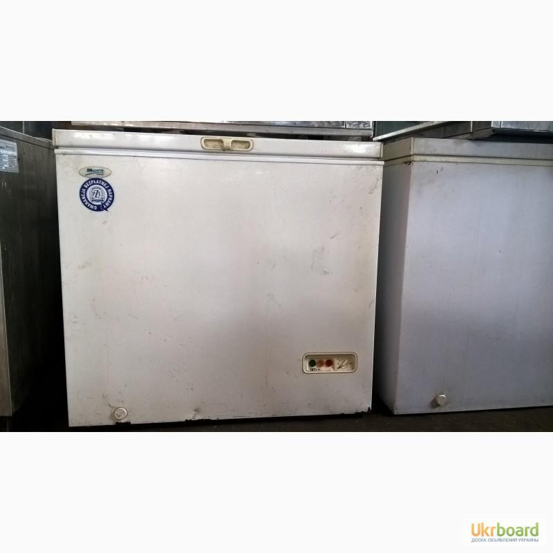Морозильная камера ларь БУ Zamex tz 220 Mors