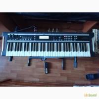 Продам Korg x50 + стойка Bespeco CROCODILE DSL (2х) + педаль Roland DP-10