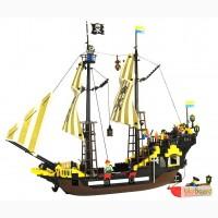 Конструктор Brick, Пиратский корабль, 590 дет., 307