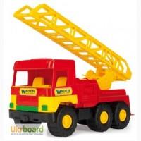 Машина Пожарная Middle truck, в пак. 45 20 15см, Тм Вадер 39225