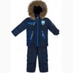 Детский зимний костюм -тройка для мальчиков 1-2 года