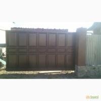 Откатные ворота (филенчатые) 2000*3000