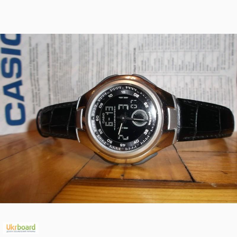 e4673b4138ab Продам купить часы Casio Collection Illuminator Black, б у ...