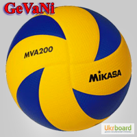 Мяч волейбольный Mikasa MVA200 оригинал
