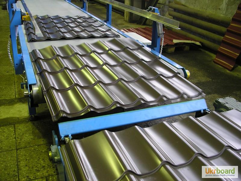 металлический лист завод производитель