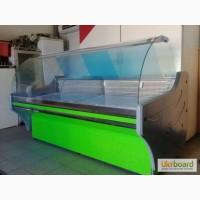 Продам витрину холодильную длинной 2 метра Люкс -3+5 С новую