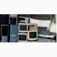 Скупка и вывоз старых мониторов в Киеве