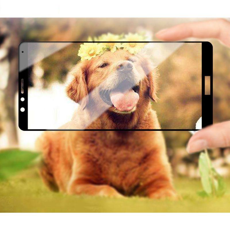 Фото 5. Защитное стекло 2.5D для Huawei Honor 7X