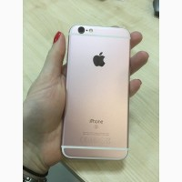 Продам iphone 6 s 64 rose gold