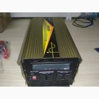 HYD-2000P-LCD инвертор 12 вольт 220 вольт СИНУСОИДА