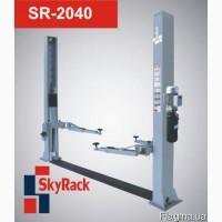 Подъемник Sky Rack 2040 автомобильные двухстоечный