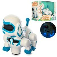 Интерактивный робот собака 8202 2 цвета