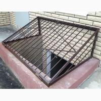 Решетки стальные для приямков