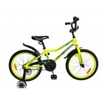 Детский алюминиевый велосипед Leader Lion 20