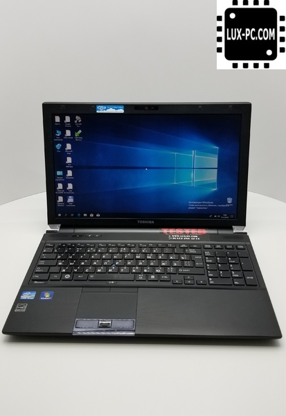 Фото 3. Ноутбук Toshiba TECRA R850-119 / 15.6 / i5 / 4Гб ОЗУ/ 250HDD