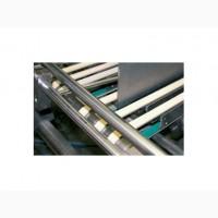 Подающие ремни с износостойким покрытием для фальцевально-склеивающих машин